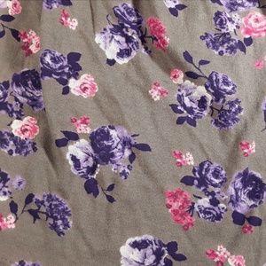 torrid Tops - SOLD*HOST PICK❤ NWOT TORRID Floral Ruffle Babydoll